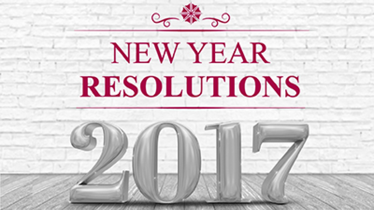 5 New Year's resolutions for Procurement Managers in 2017