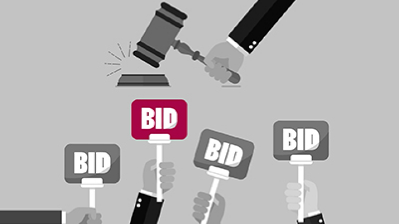Save time and money by outsourcing eAuctions