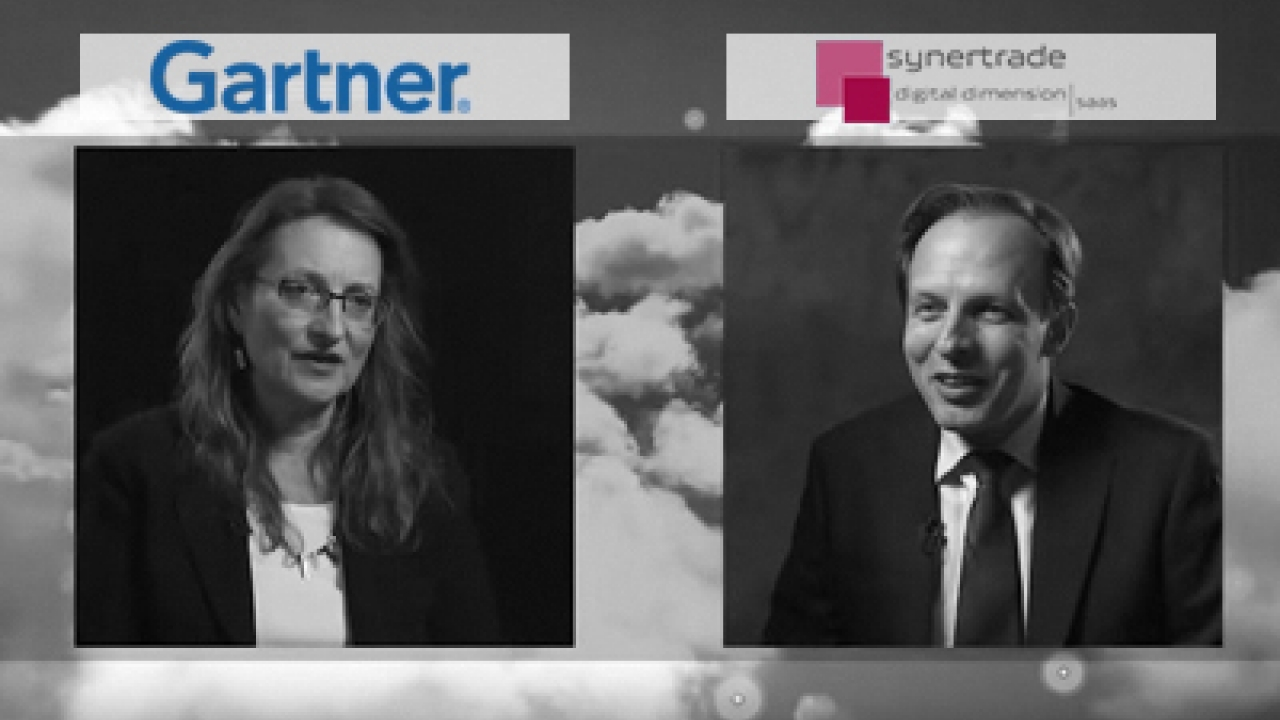 SynerTrade and Gartner discuss procurement technology