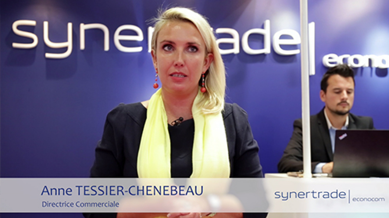 Synertrade France aux Salons Solutions