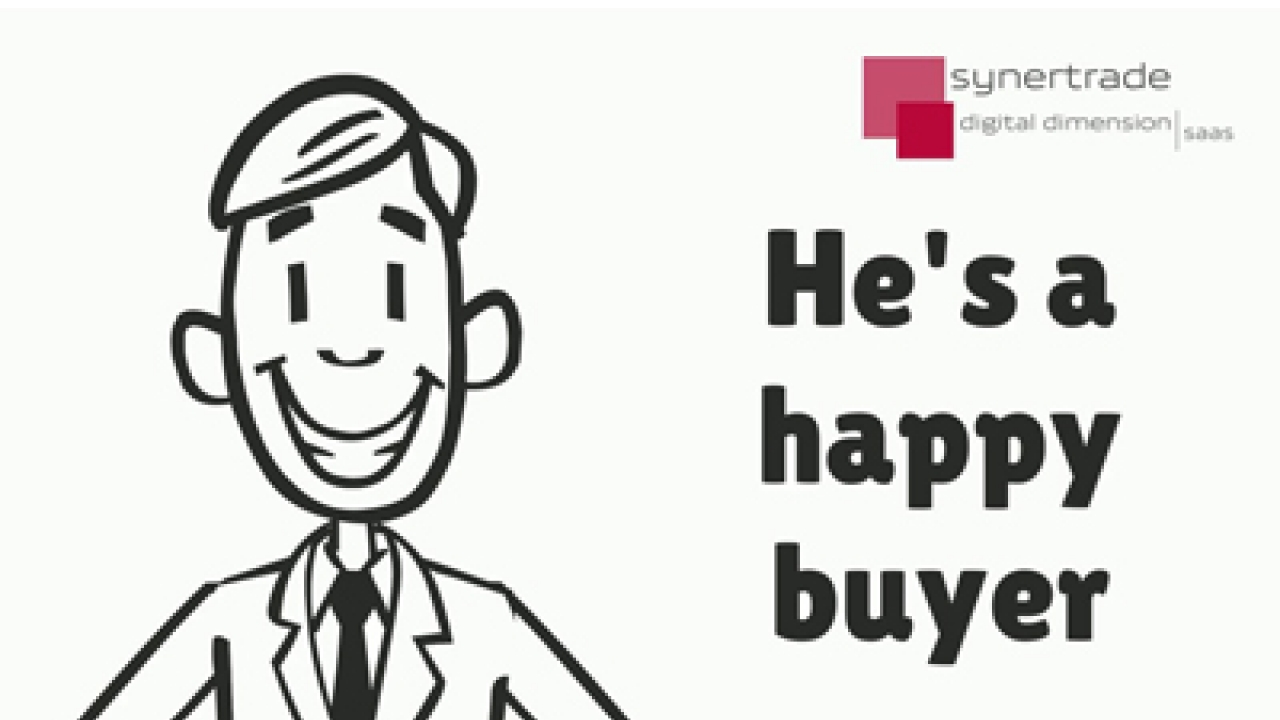 Mark, il buyer sereno
